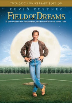 What I am watching now: Field of Dreams