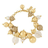 Hot Trot gold bracelet!