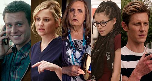 Personajes gays en la televisión contemporánea