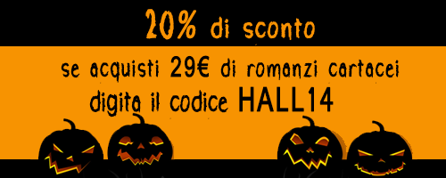 3 giorni di sconti: Halloween Harmony