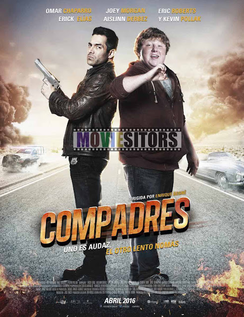 Compadres 2016 Free Download MKV Movie HD