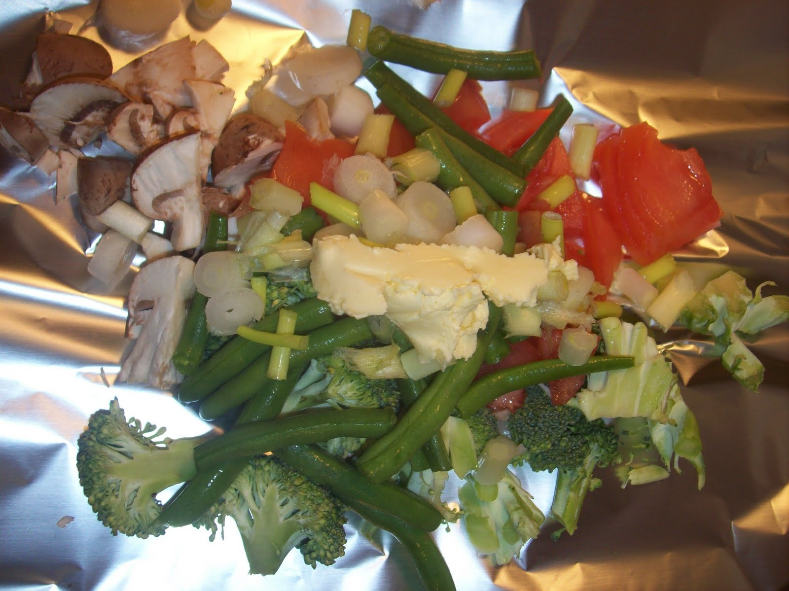 ... Nutritionist Reviews: Grilled Vegetable Packets and Grilled Zucchini