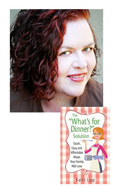 "Kathi Lipp author of The ""What's for Dinner?"" Solution"