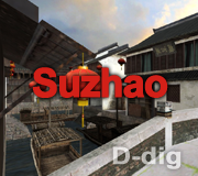 Suzhou - Map Counter Strike Online CSO