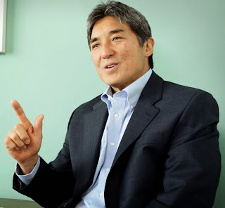 Ex-chefe evangelista da Apple, Guy Kawasaki