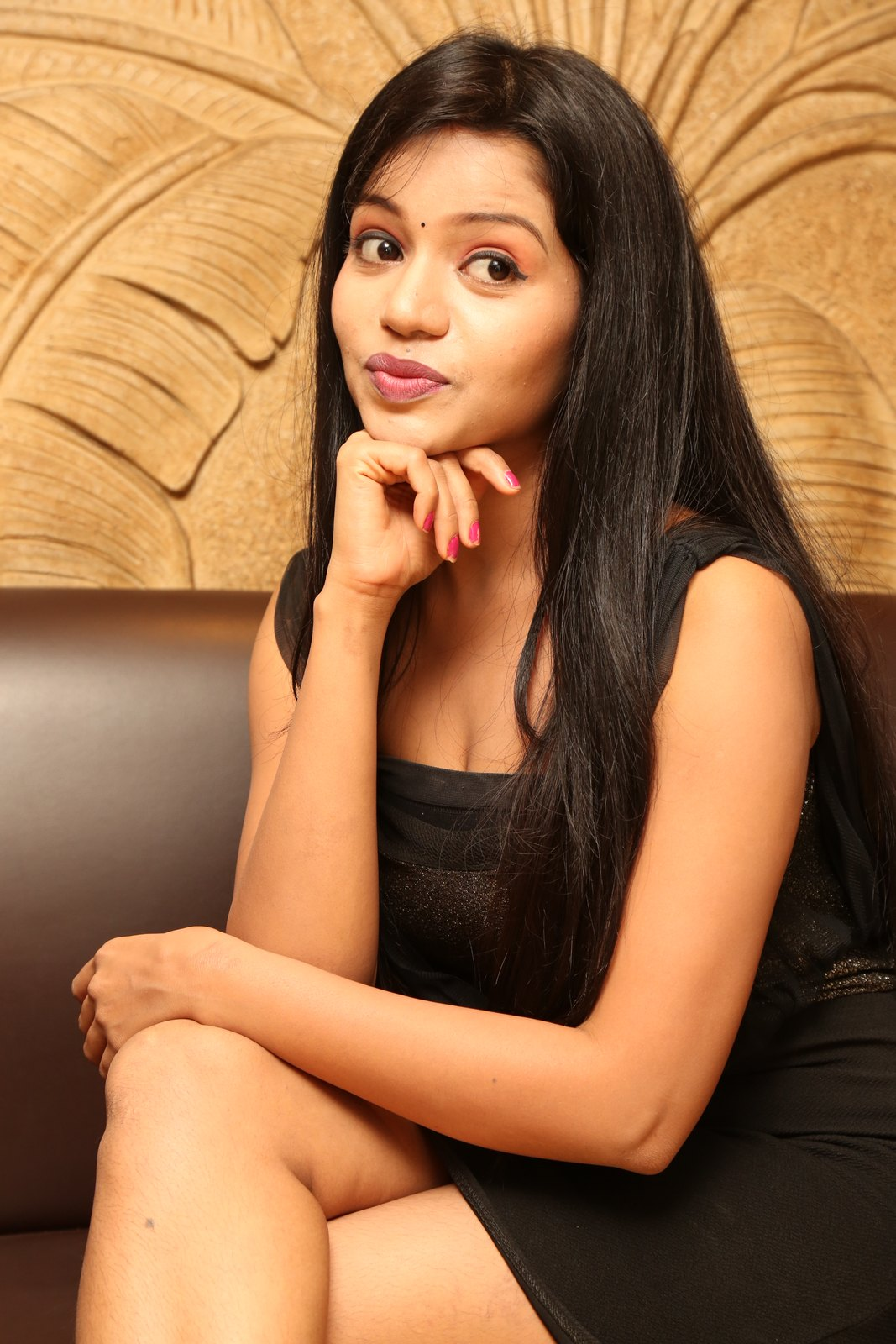 Bhavya sri New glam photo shoot-HQ-Photo-8