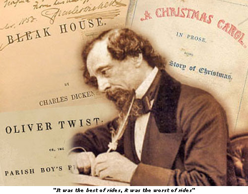 an analysis of the writing style of charles dickens