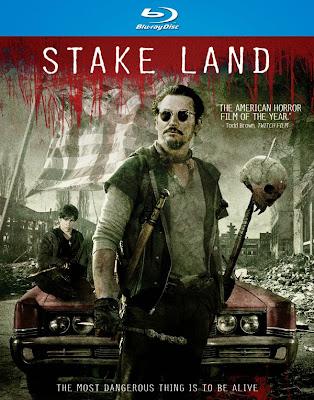 Stake Land 2010 Dual Audio 720p BRRip 800mb