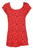 Tricou Pimkie Kalpoe Red (Pimkie)
