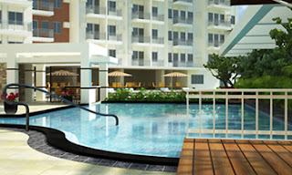 Swimming Pool at Avida Towers San Lorenzo
