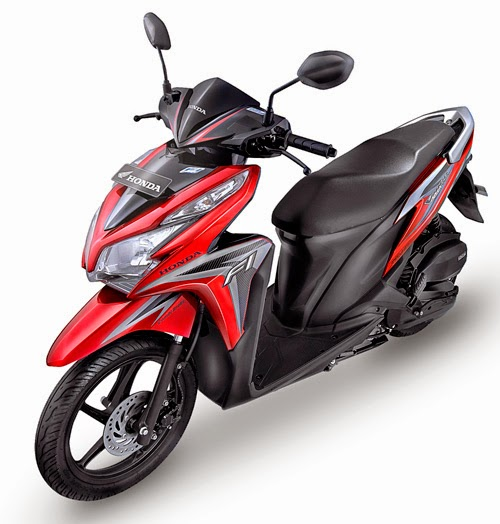 Informasi Daftar Harga Motor Terbaru 2015 Baru Bekas