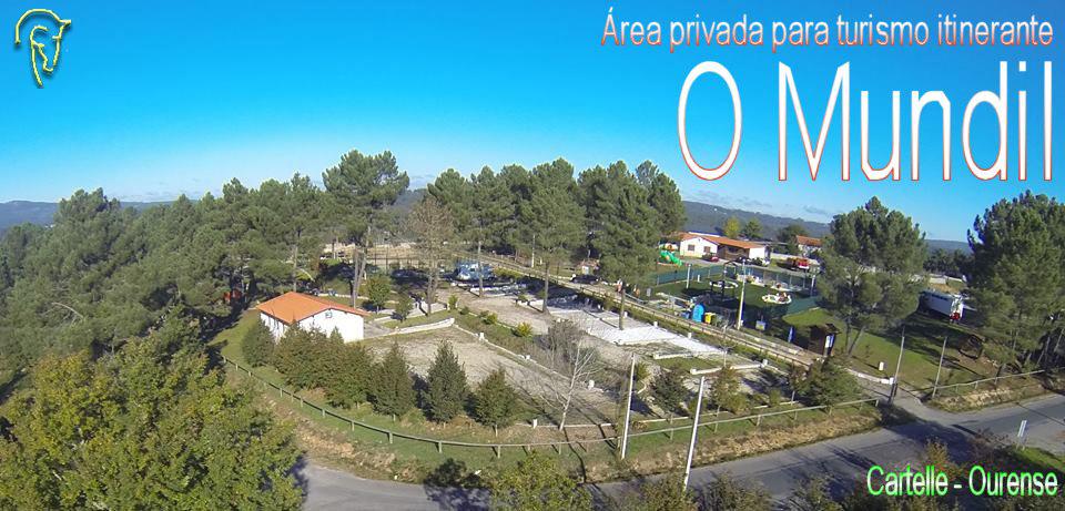 O Mundil - Área de turismo itinerante - O Mundil Camper Park - Camping-Car  - RV Park en Ourense