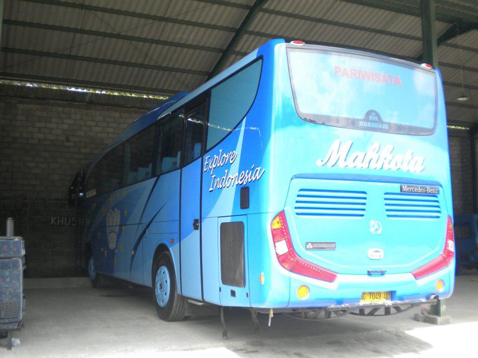 Foto-Foto PO. MAHKOTA - BOGO - KAB. KEDIRI ( Bus Ziaroh Auliya ...