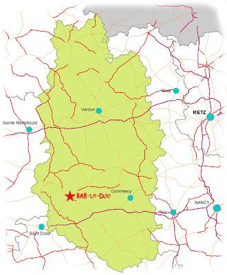 BAR-LE-DUC (55) - La Tour de l'Horloge