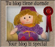 "Bello premio otorgado a este Blog: ""Your Blog is Special""!"