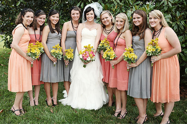 Make Sure That You View The Well Ahead Of Day If Have Any Concerns About Style Color Or Fit And Your Bridesmaid Will