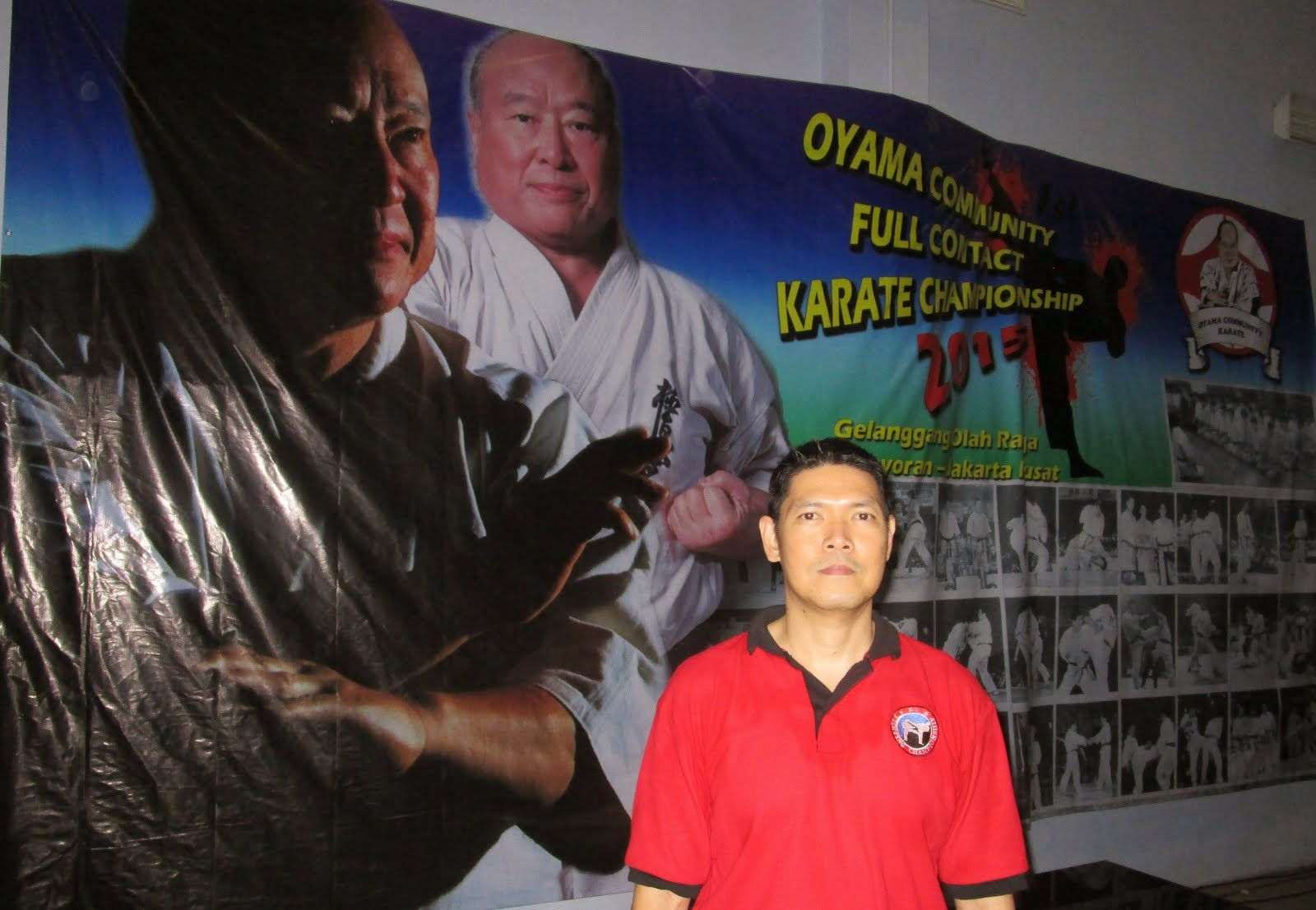 Oyama Community Karate Championship  2015