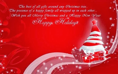 Best Christmas Greeting Cards With Quotes 2013