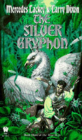 book cover of The Silver Gryphon by Mercedes Lackey and Larry Dixon