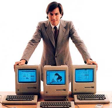 Steve Jobs, Macintosh, Computer