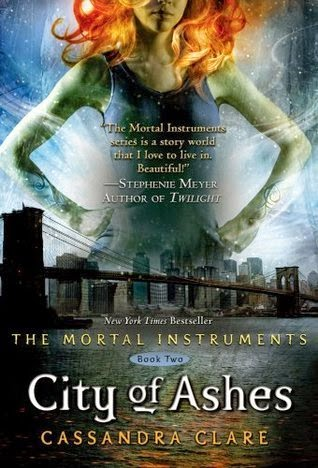 City of Ashes Cover