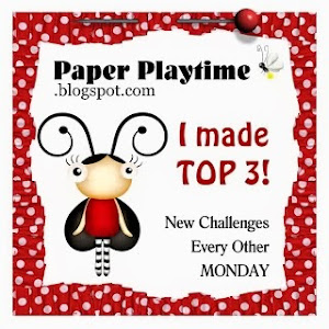 Top 3 at Paper Playtime