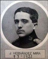 Capitán José Hernández Mira