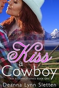 FREE! Kiss a Cowboy (Book One)