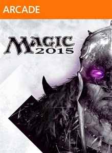 cover xbox360 du jeu arcade magic 2015