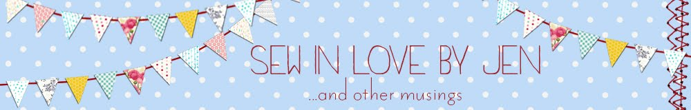 Sew In Love By Jen