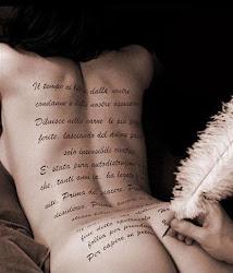 """""""Tu eres de esas personas que manejan cierta sensualidad que no sabes definir a que se debe..."""