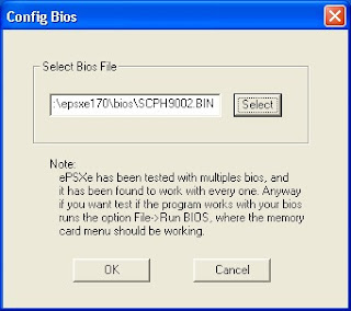 how to open bin files psx
