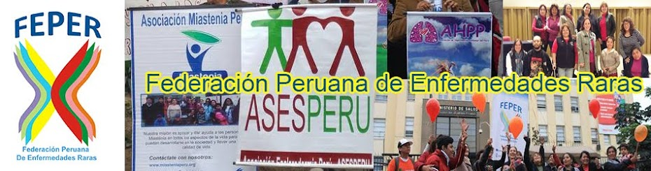 Federación Peruana de Enfermedades Raras