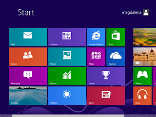 start windows 8 pro