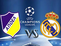 Real Madrid VS Apoel