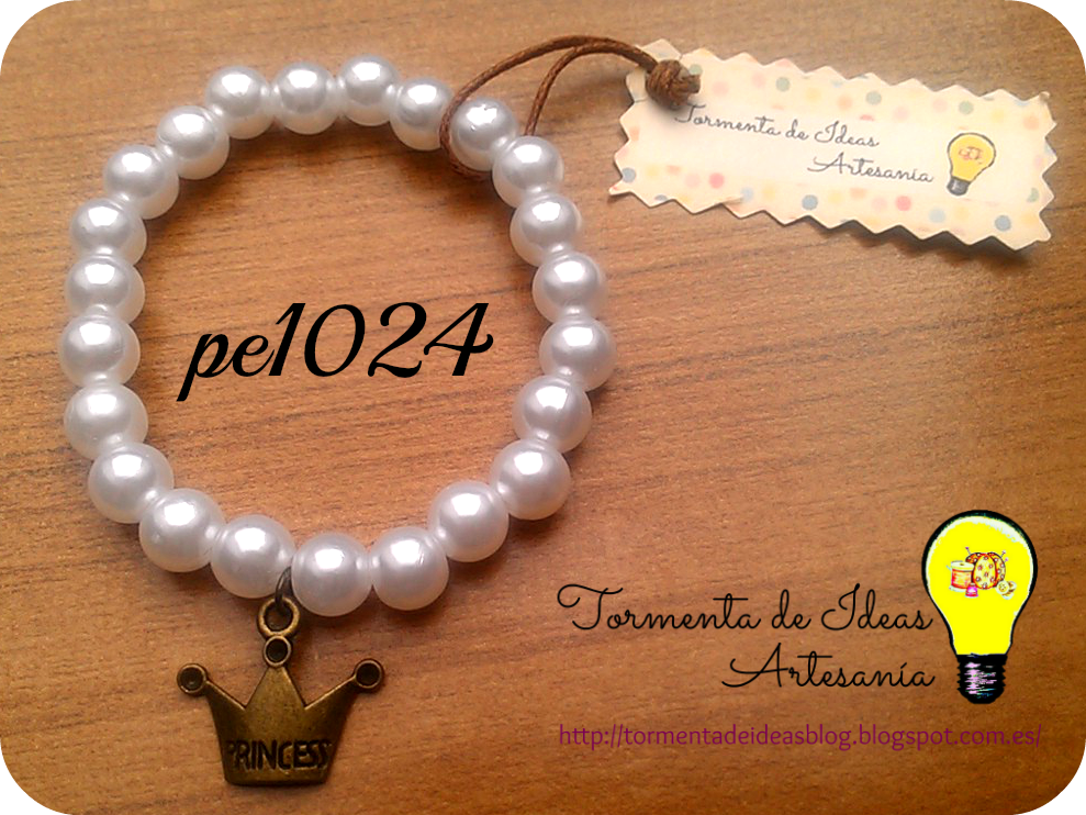 pulsera-perlas-bronce