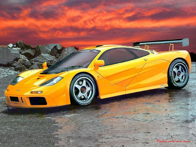 Cool cars wallpaper Mclaren F1 lm