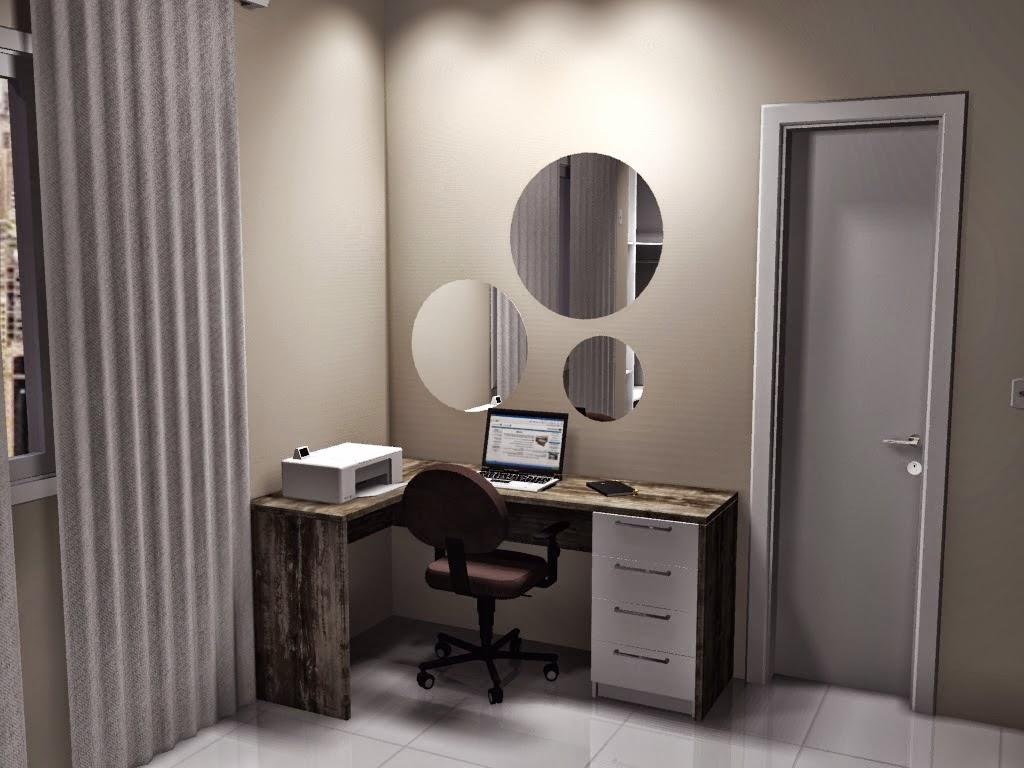 Projeto Completo de Quarto de Casal Planejado com Closet Bella Kaza  #786753 1024 768