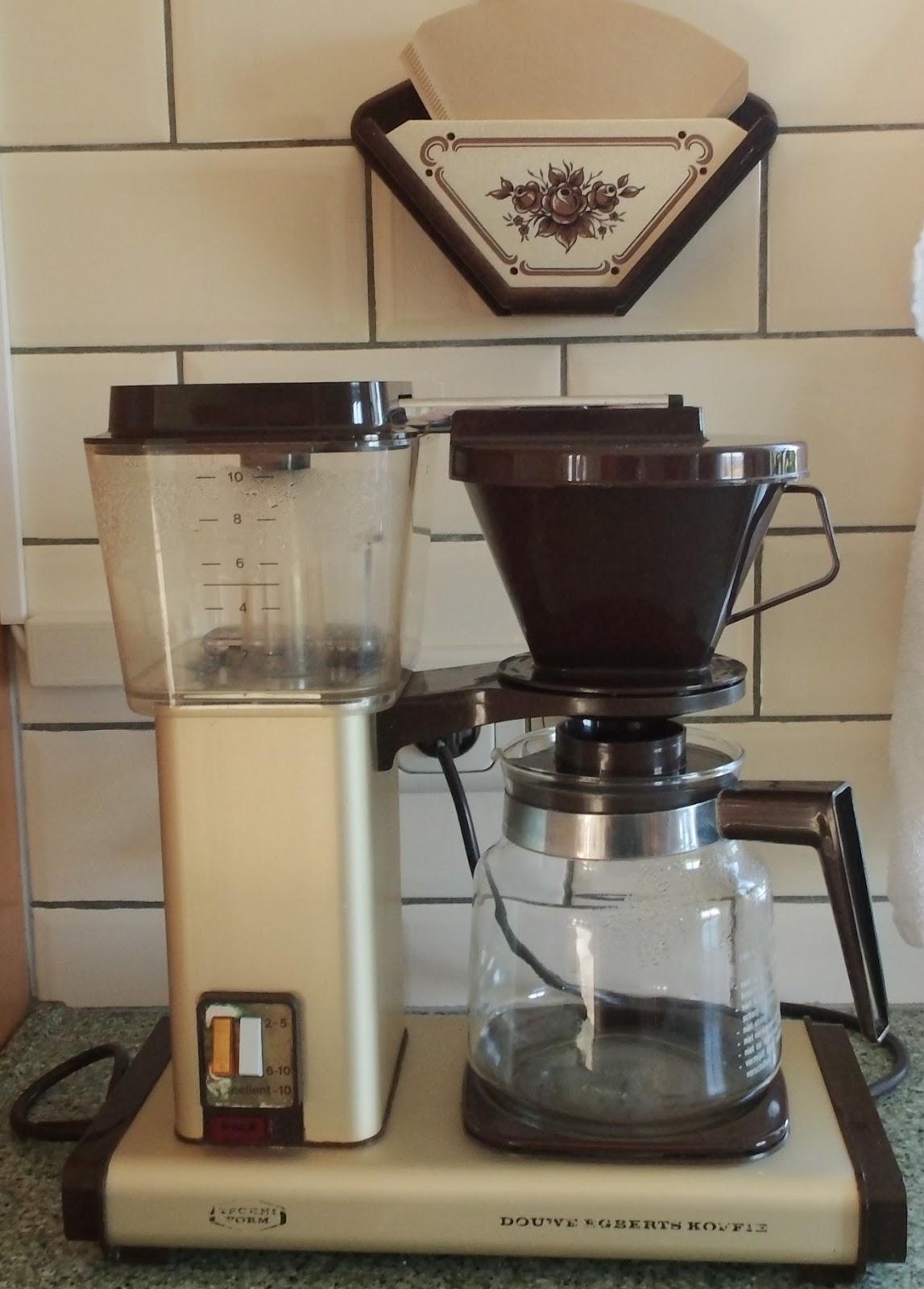 koffiezetapparaat vintage