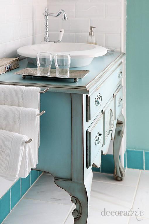 Badkamer Accessoires Oss ~ Latinspiration De kleur van Zuid Amerika Turquoise
