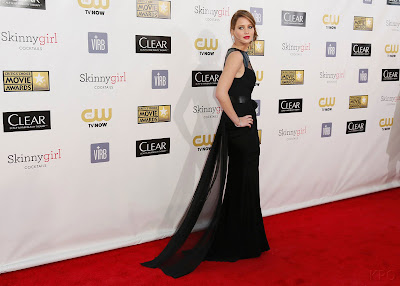 Jennifer Lawrence at 18th Critics' Choice Movie Awards in Santa Monica