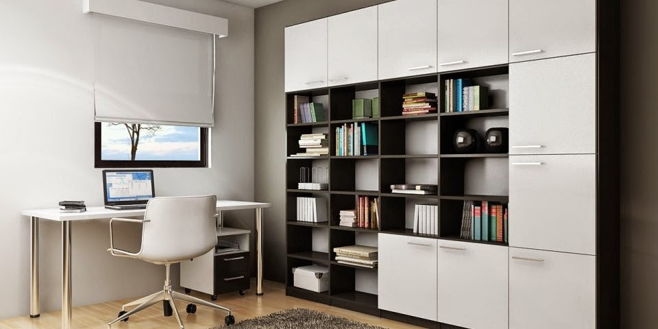 mirad ste despacho adems de tener varias estanteras para poner carpetas cajas u objetos tambin cuenta con puertas para que podis guardar aquello que