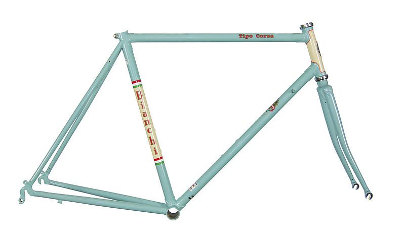 The Retrogrouch: Bianchi L\'Eroica Bike
