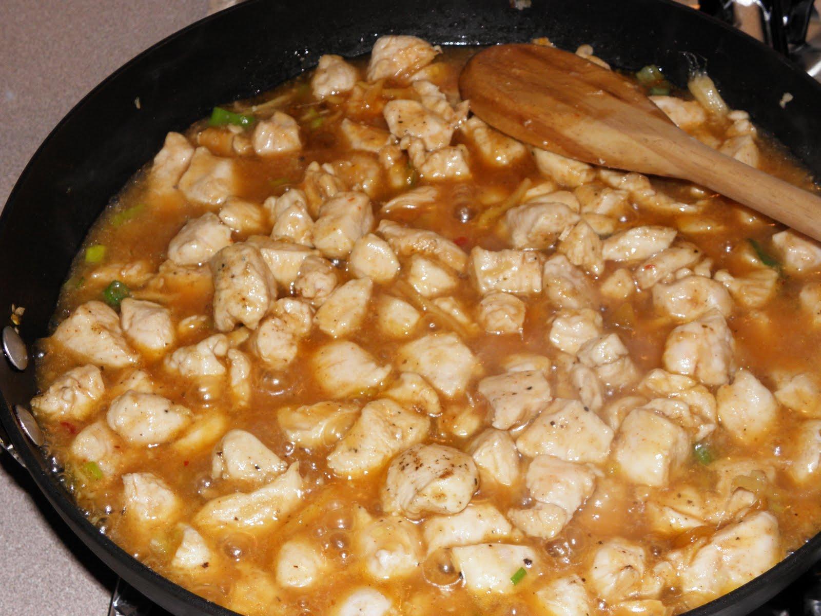Mango Chutney Chicken | Seoul Mates