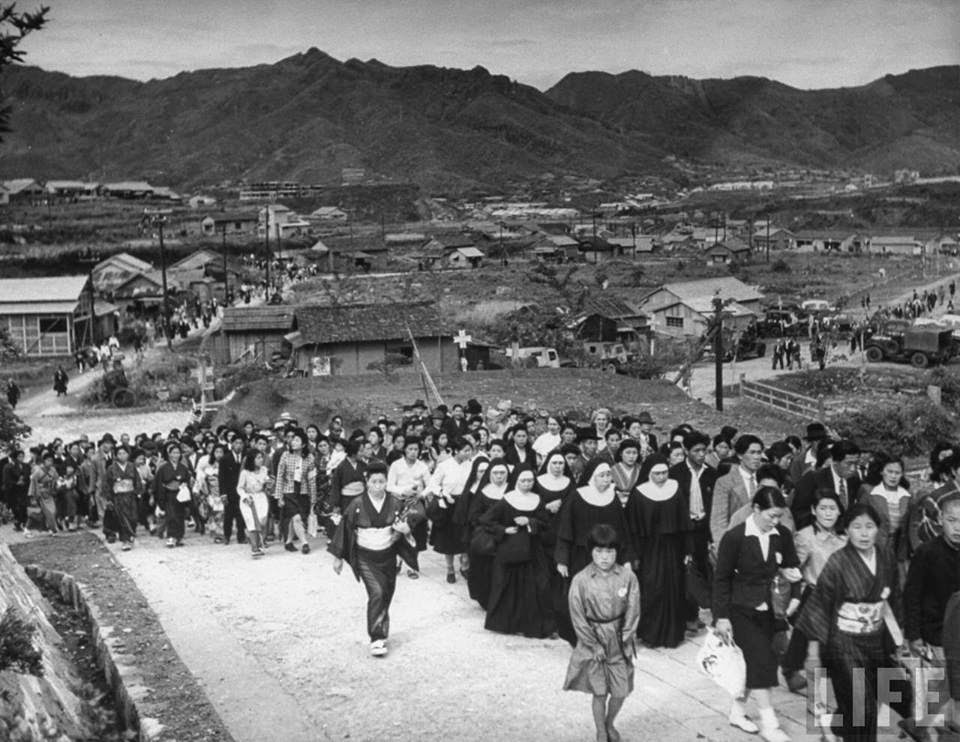 Catholics in Nagasaki after the Atomic Bomb