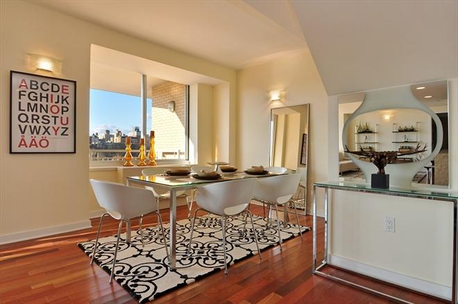 Casas minimalistas y modernas apartamento moderno en el for Casas modernas 120m2