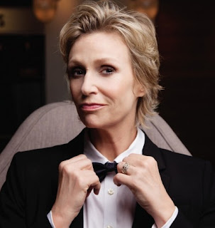 Jane Lynch's ex-wife Lara Embry seeks spousal support