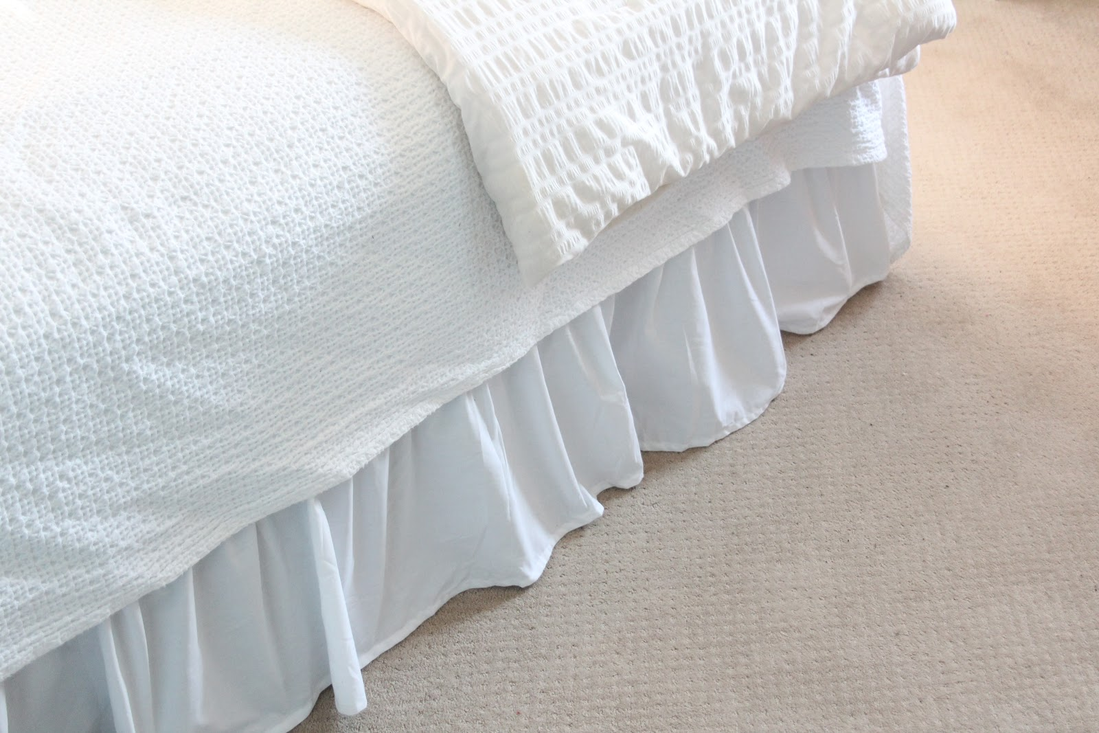 How To Convert Two Twin Beds To A King - Shine Your Light