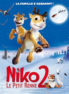 Nico: El Reno que Quería Volar 2 Poster