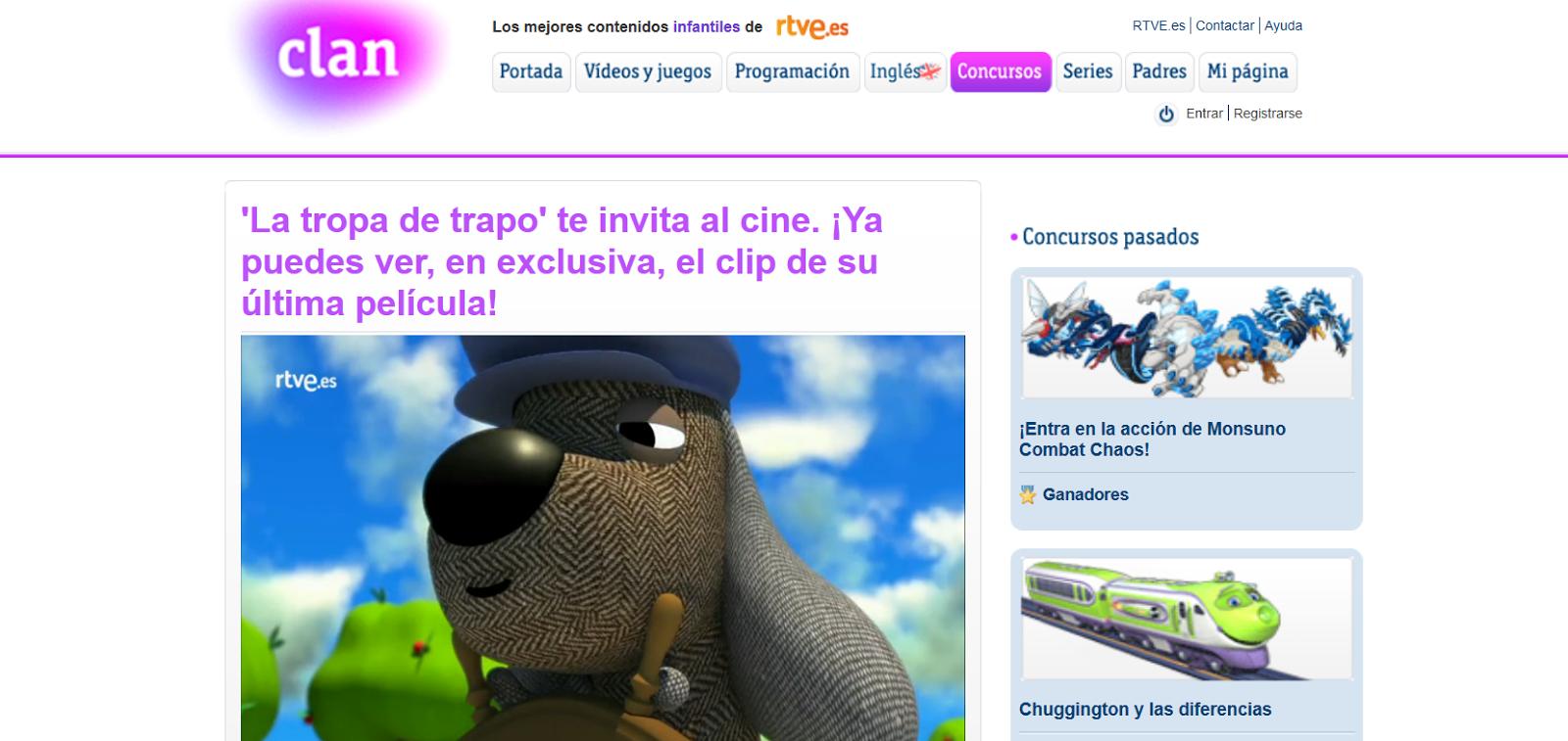 http://www.rtve.es/infantil/noticias/tropa-trapo-invita-los-mas-peques-del-cole/908720.shtml